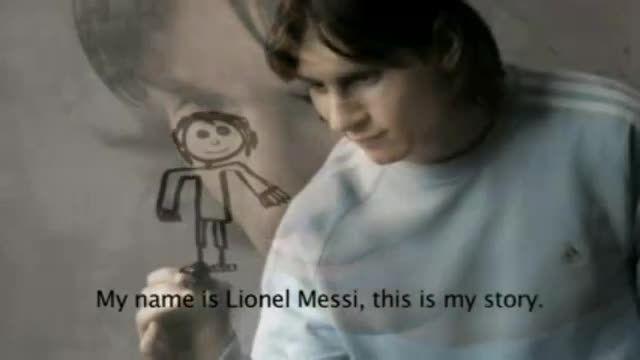 زندگینامه مسی از زبان خودش