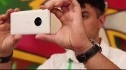 Lumia 830 Handsone لومیا 830 از نمایی نزدیک تر
