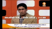 کنکورآسان نیست!!تیکه رتبه تک رقمی کنکور به اصطاد احمدی.