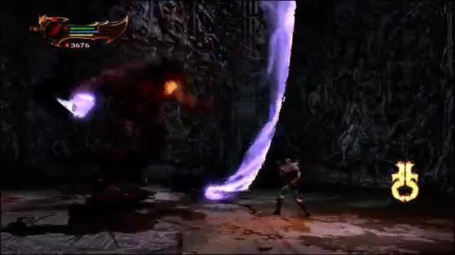 10 دقیقه ویدیو از گیم پلی God of War 3 Remastered