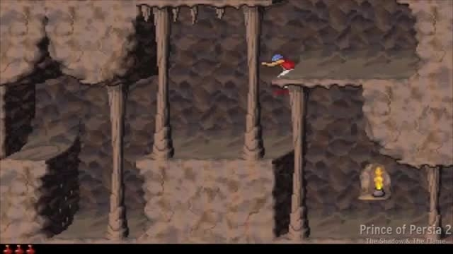 (History of - Prince of Persia (1989-2013