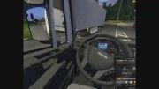 الیت مدز - ویدئوی تست دنده عقب کامیون اویکو