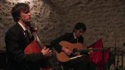 گیتار نوازی و ویولون سلو بسیار زیبا:Dفوق العاده زیبا