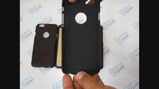 گارد سخت Apple iPhone 6 طرح چوب