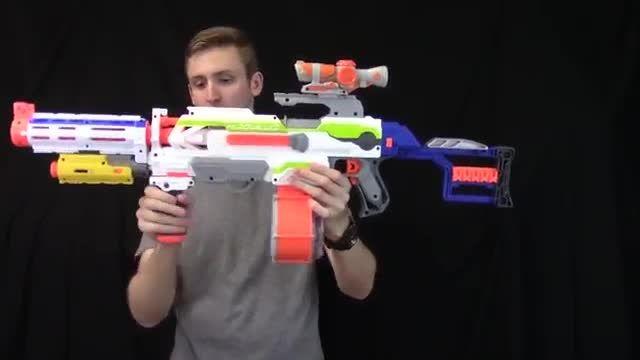 اسباب بازی های فوق العاده (تفنگ)