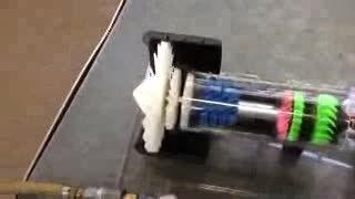 ساخت موتور جت با پرینتر سه بعدی