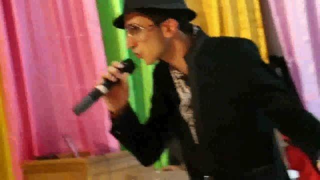 بازخوانی آهنگ ستایش(مرتضی پاشایی) توسط امیر حسین