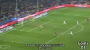 15 گل لیونل مسی به رئال مادرید