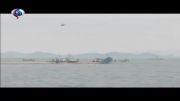 مفقود شدن 290 نفر در آبهای کره جنوبی