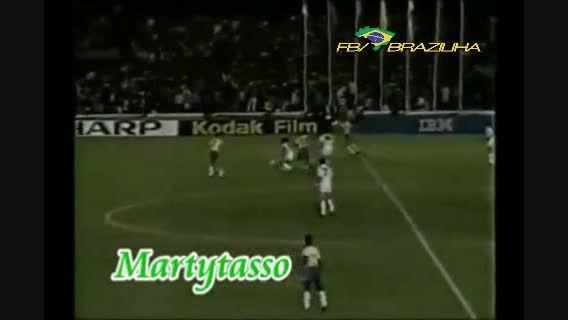لایی روماریو به مارادونا