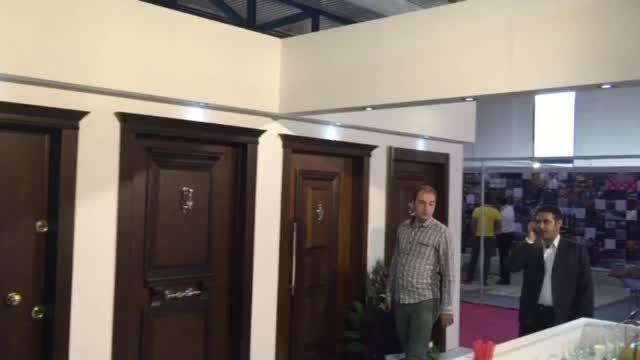 نمایشگاه درب های ضد سرقت آتار