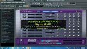 ساخت ریتم 6/8 و بندری با برنامه Stylus RMX
