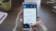 ویدیو معرفی امکانات Galaxy Note 3 و Galaxy Gear - زومیت
