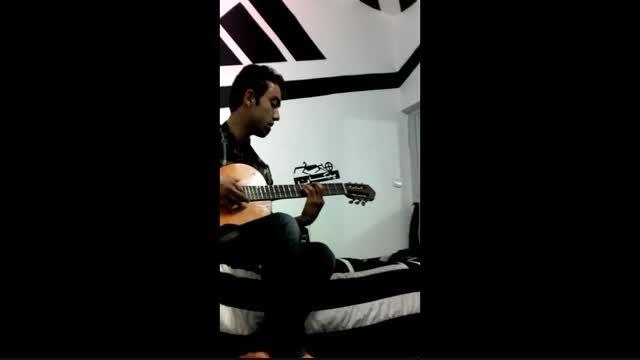 آهنگ مرتضی پاشایی با گیتار زدن امیر شروین