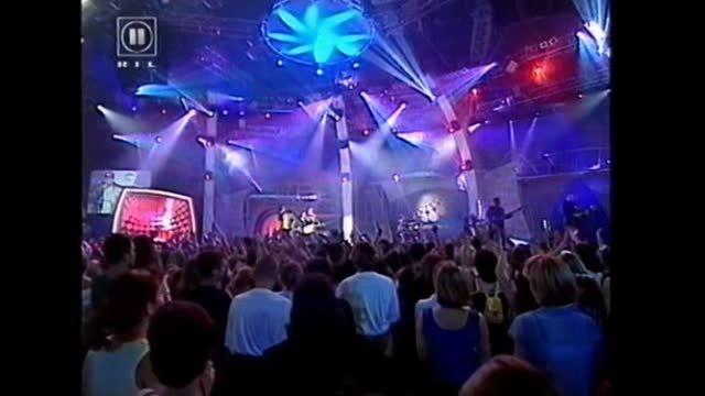 مدرن تاکینگ - اجرای You Are Not Alone 1999
