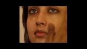 آموزش آرایش صورت و چشم (آرایش طبیعی)