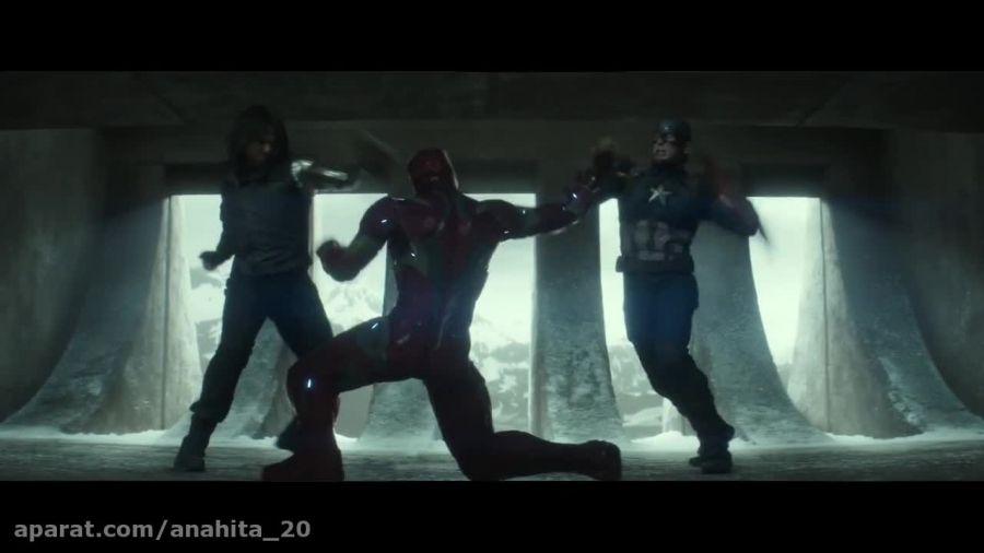 تریلر Captain America: Civil War با موزیک Hello ازAdele