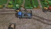 بازی کامپیوتری-بیل مکانیکی-ماشین الات راهسازی-لودر-بلدوزر