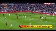 رئال مادرید 4 - 0 اوساسونا