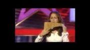 اجرای زنده با فلوت بسیار زیبا