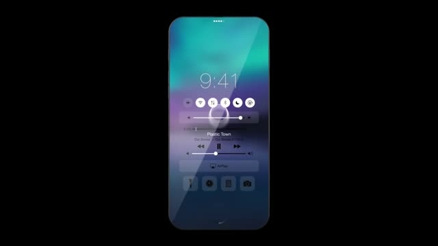 طرح مفهومی iOS 10 روی آیفون 7