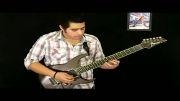 کاور زیبای John Petrucci - Glasgow Kiss