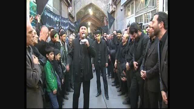 حاج مهدی حقیرخواه - دسته عزاداری بازار تاسوعا_4