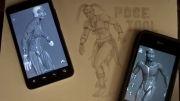 آموزش طراحی و انیمیشن سازی -ساخت پوز  human pose