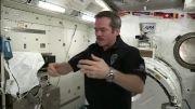 خوابیدن در ایستگاه بین المللی فضایی چگونه است؟