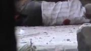 کشته شدن تروریست سوری توسط تک تیرانداز ارتش سوریه