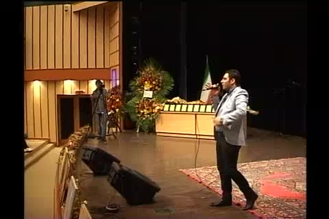 برنامه طنزیوسف کرمی ؛سری1 ،جشنواره دبیرستان سلام تجریش