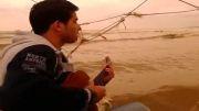 اجرای آهنگ من امشب میمیرم (بنیامین) توسط مهدی رضیئی