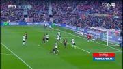 بارسلونا 2 - والنسیا 3