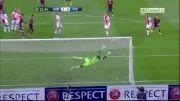 بارسلونا vs آژاکس | 1 - 0 | گل مسی