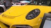 پورشه911 Turbo در ژنو2014 Porsche 911 Turbo
