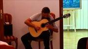 کلیپی دیگر از گیتاریست حرفه ای خیابانی