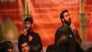 شب ۴ محرم ۸۶ - سید محمد فروغی و کربلایی محمد محمد پور