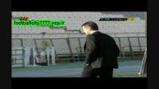 پرسپولیس 1 - 2 فولاد خوزستان(لیگ برتر خلیج فارس)
