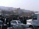 جوشش علم در روستای بیلوار شهرستان خوی- روز عاشورا