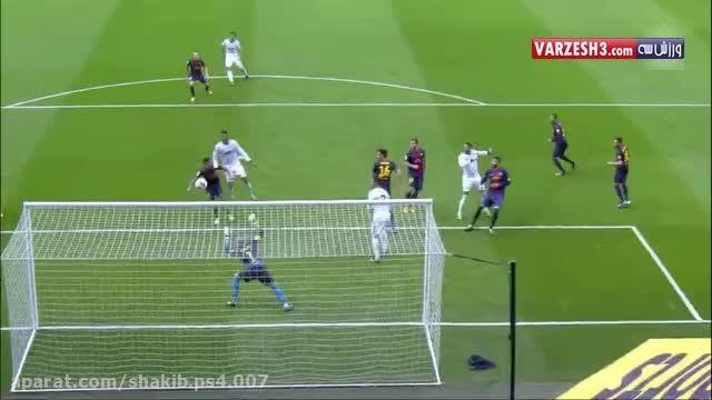 گلزن های برتر الکلاسیکو در رئال مادرید
