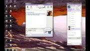 آموزش چت در نرم افزار Yahoo Messenger