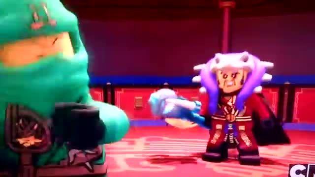 Lloyd vs master Chen