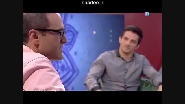 مصاحبه جالب و دیدنی حمید سوریان در برنامه خندوانه