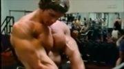 تمرین بدنسازی ارنولد شوارتزینگر