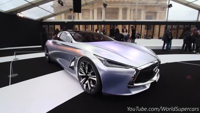 لاجکس کانسپت - نمایشگاه آخرین کانسپت های خودرو سال 2015