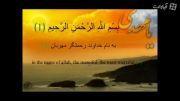 تلاوت سوره حمد با قرائت شیخ ابوبكر شاطری