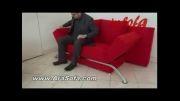 کاناپه تختخوابشو آرا - مدلd22  - سایت AraSofa.com