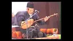 آهنگ ترکی خراسان-اینجیتمه ۲-دوتار علیرضا سلیمانی