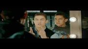 قسمتی از فیلم dhoom 3 ( انفجار ۳ ) با دوبله فارسی