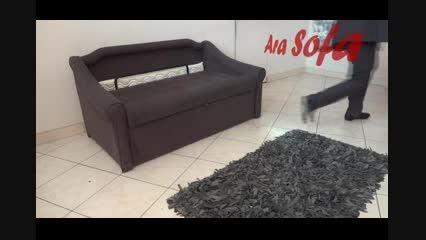مبل تخت شو کاناپه G25 Ara Sofa bed